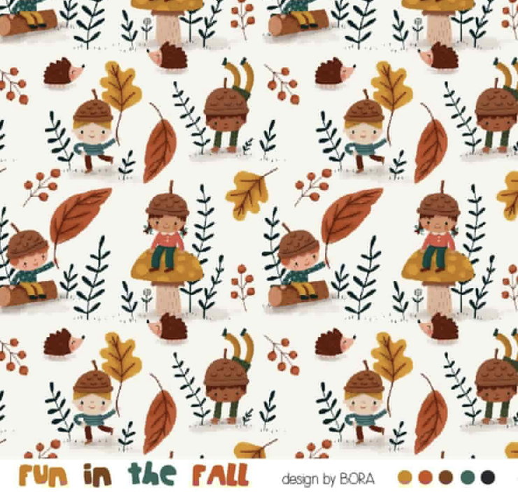 Fun In the Fall, úplet