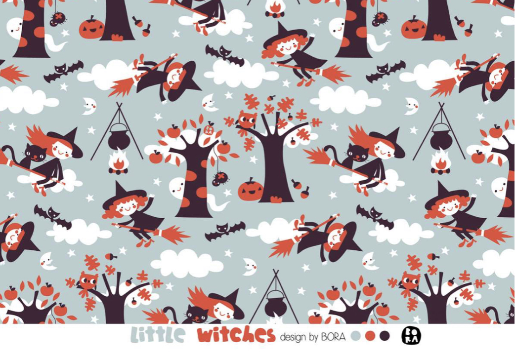 Little Witches, úplet