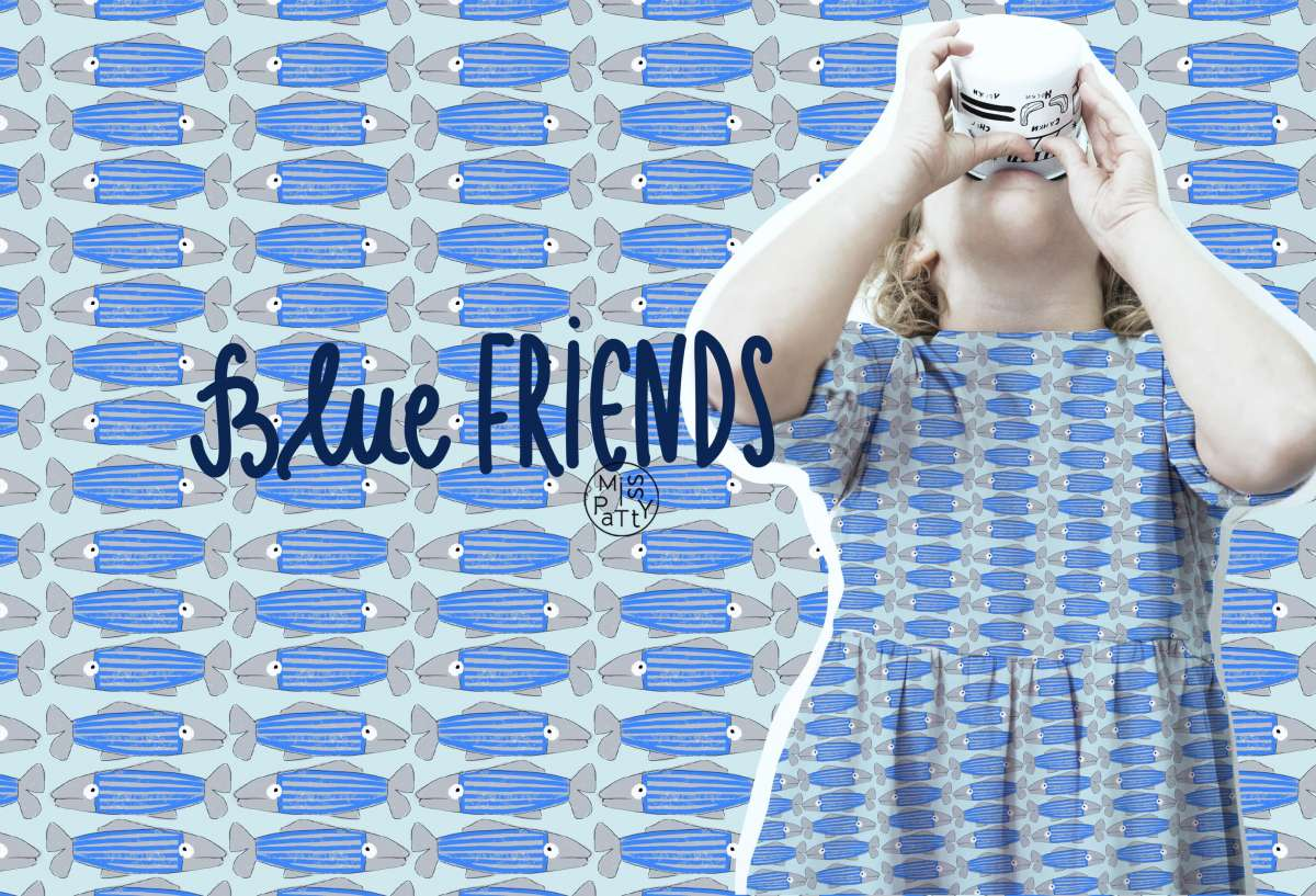Blue Friends, úplet